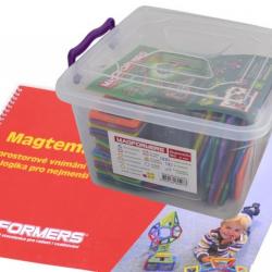Magtematika box (+ učebnice)