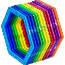 Šesťuholníky 12ks