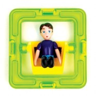 Otočná figurka - Magformers chlapeček