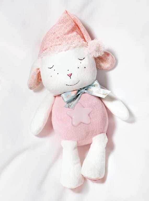 My first Baby Annabell Ovečka na spaní 32cm 793787