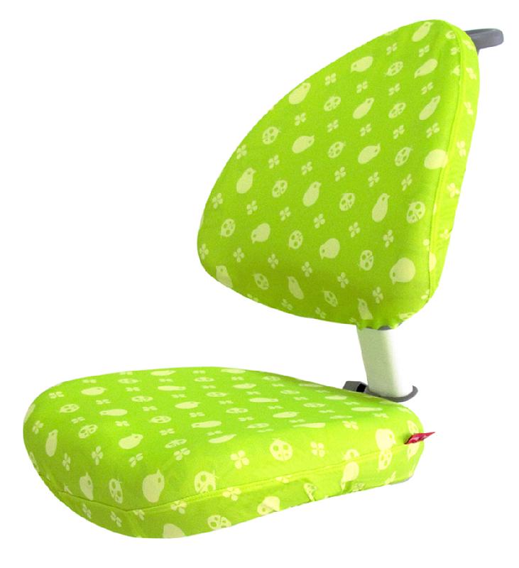 Potah na židli Klára a Bára zelený