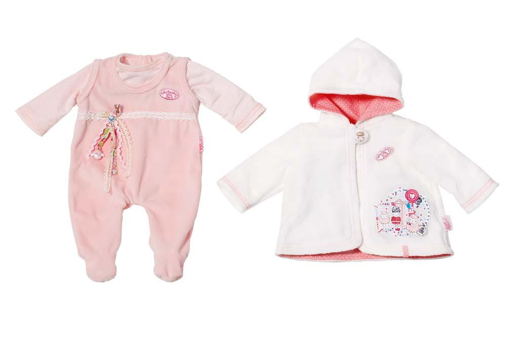 Baby Annabell Dupačky a kabátek 793992