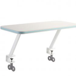 Odkladacia polička pre stoly Žolík, Junior modrá