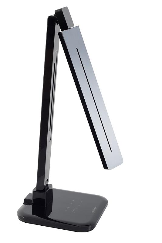Stolná LED lampička Intenzive čierna