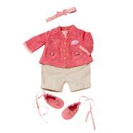 Baby Annabell Souprava s pleteným svetříkem 793725, 46 cm