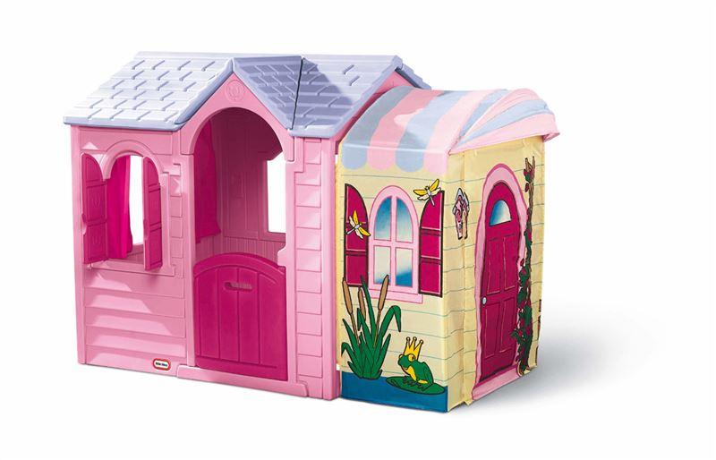 Domeček pro princezny