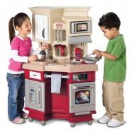 Kuchyňka Šéfkuchař - červená