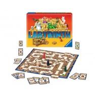 Tajomníčka Labyrintu hra