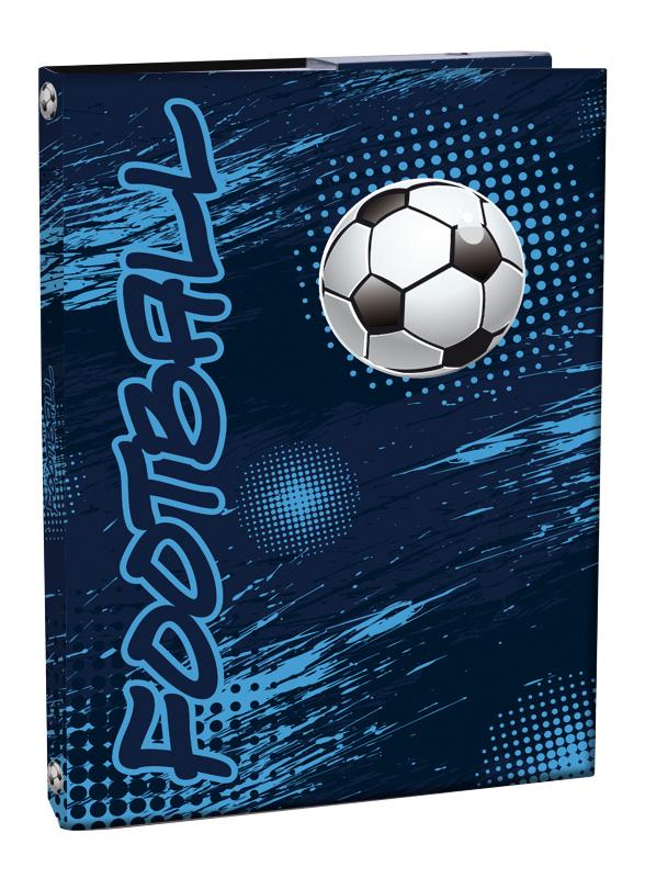 Box na sešity A4 Football