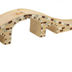 Bigjigs Rail Most łukowy BJR104-2