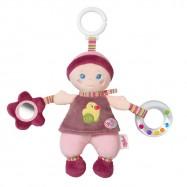 BABY born for babies Závěsná panenka s aktivitami pro miminka 821824  20cm