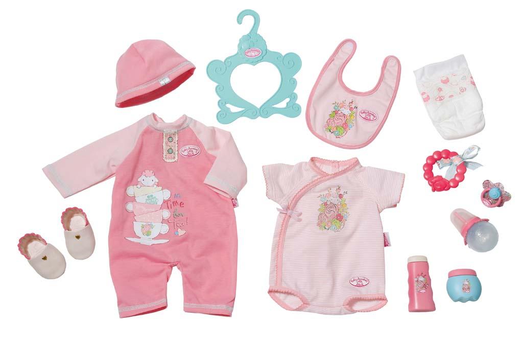 Baby Annabell Souprava péče o miminko 794180, 46 cm