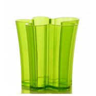 Kubek na długopisy zielony