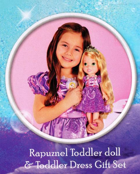 92acc8e22cfc Disney princezná a detské šaty - Locika