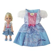 Disney princezna a dětské šaty - Popelka