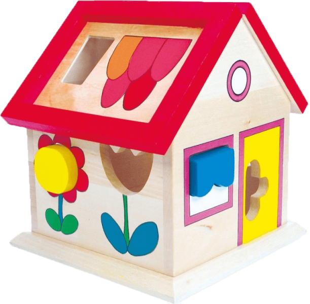 Domeček s tvary Villa Florina