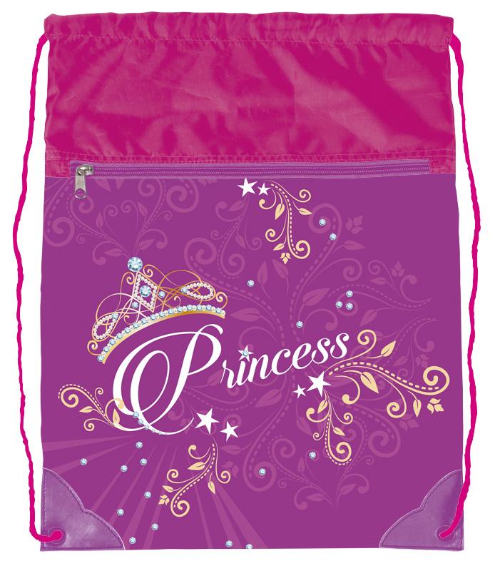 Sáček na cvičky Princess