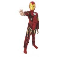 Dětský kostým Avengers Iron Man Classic velikost M