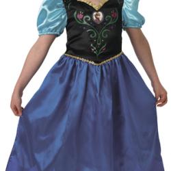 Kostium dla dzieci Frozen Anna Classic rozmiar L