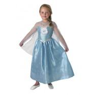 Dětský kostým Frozen Elsa Deluxe velikost L