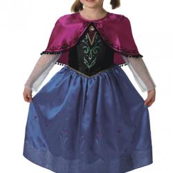 Kostium dla dzieci Frozen Anna Deluxe rozmiar L