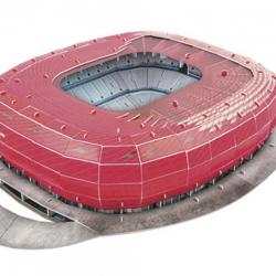 3D Puzzle Nanostad GERMANY - Alianz Arena Bayern Munchen