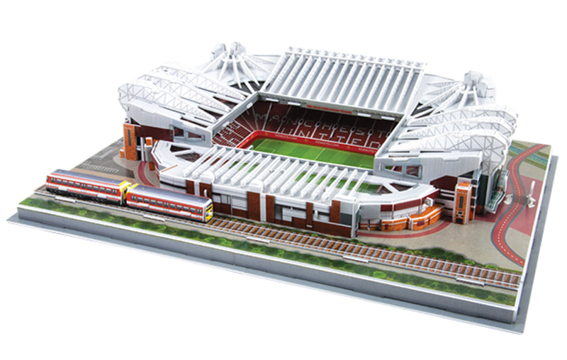 3D Puzzle Nanostad UK - Old Trafford (Manchester United)