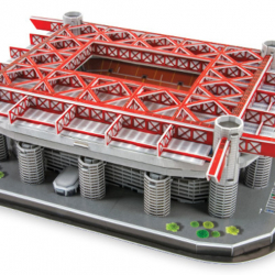 3D Puzzle Nanostad ITALY San Siro (Milan's packaging)