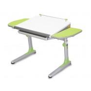 Rostoucí stůl Young College Profi bílo zelený