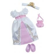 Nelli dreams Oblečení na princeznu Bílá 908952