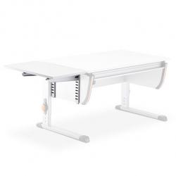Přístavba Side Top  k dětskému rostoucímu stolu Moll JOKER Bílá