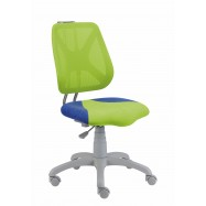 Rostoucí židle Fuxo síť zelená FXS0012