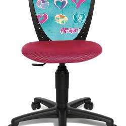Rosnące krzesełko S' Cool NIKI hearts