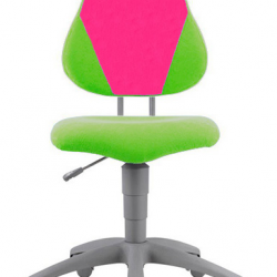 Rosnące krzesełko Alba Fuxo V-line zielono-różowe 692