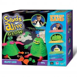 Sands Alive! Glow - Set príšerky