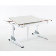 Rosnące biurko Roland III biały