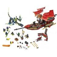 LEGO® Ninjago™  Poslední let Odměny osudu 70738