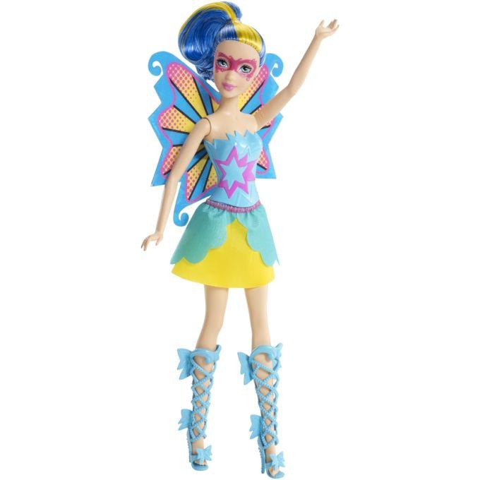 Mattel Barbie Superdvojče Modré