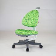 Rostoucí židle Klára od 3 let zelená