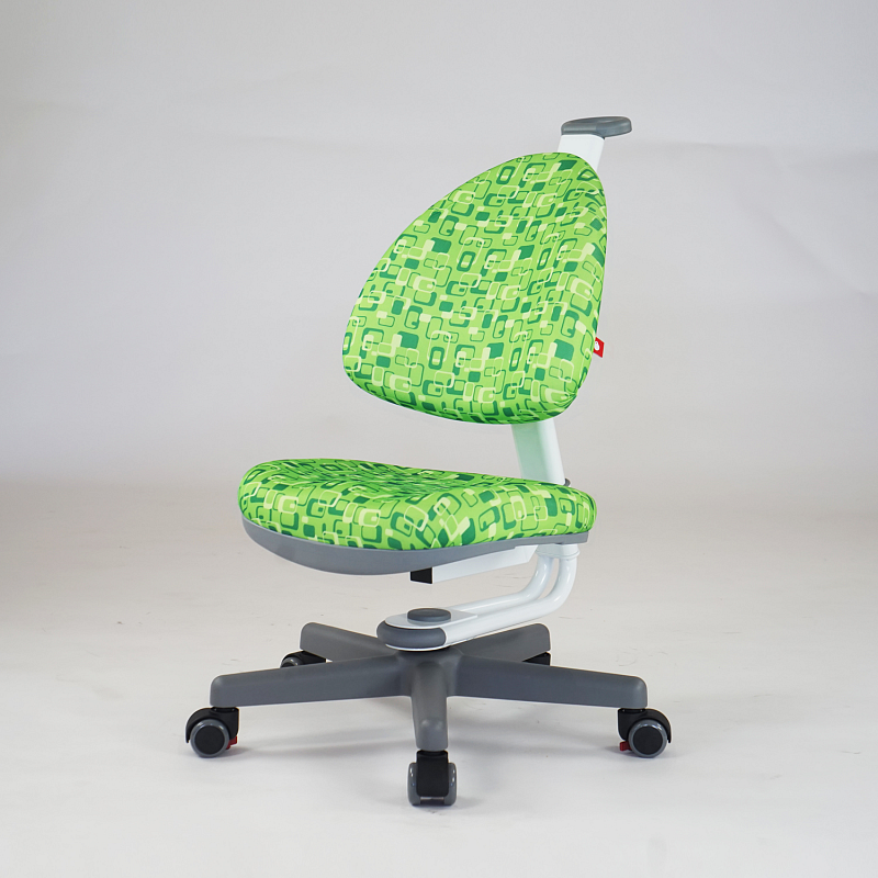 Rastúca stolička Klára od 3 rokov zelená