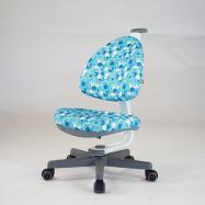 Rostoucí židle Klára od 3 let modrá