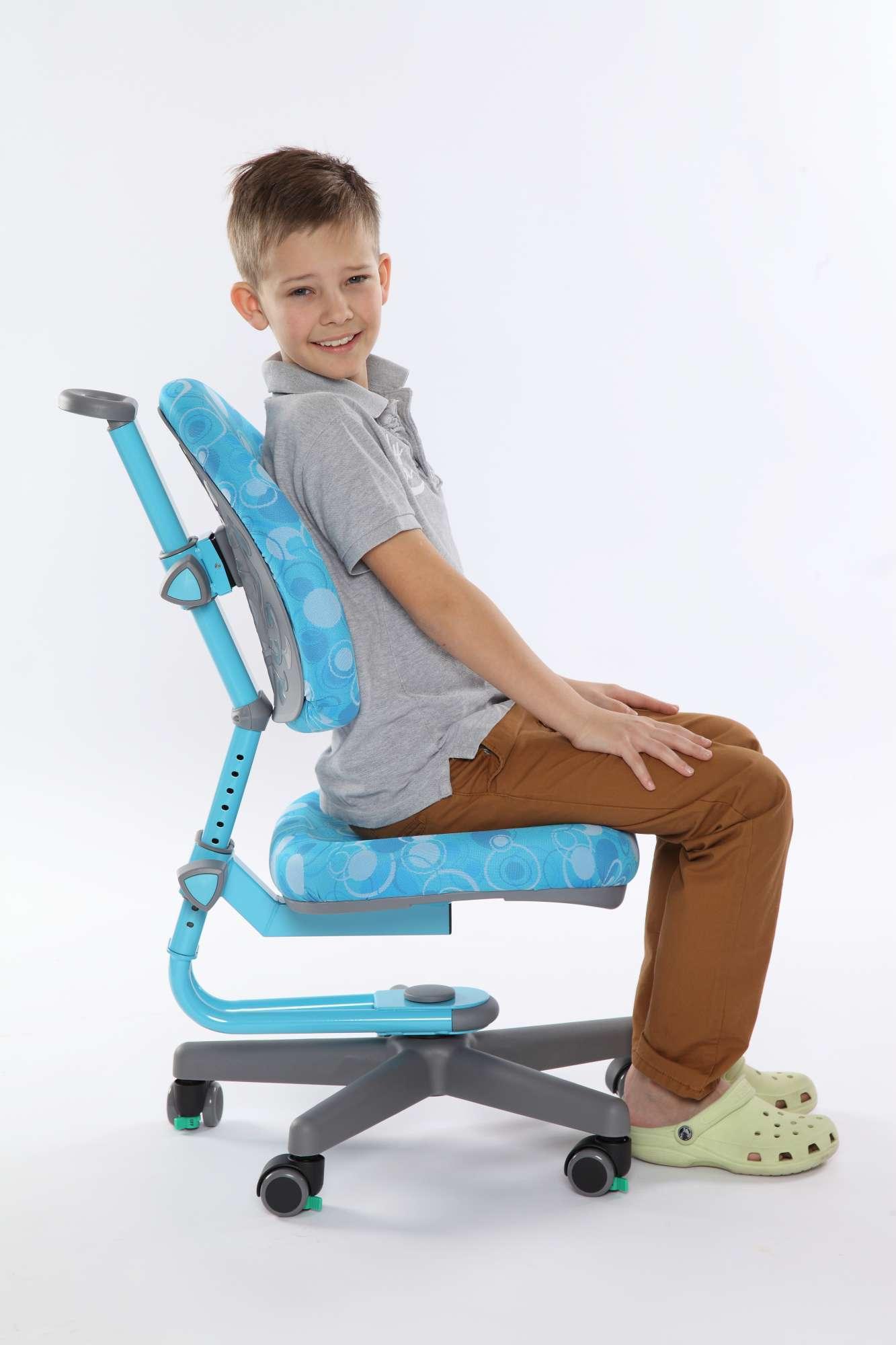 Rostoucí židle Klára od 3 let růžová