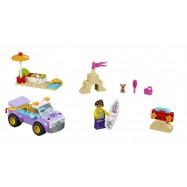 LEGO® Juniors Výlet na pláž 10677