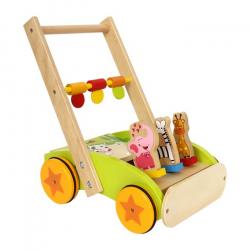 Didaktický vozík so zvieratkami