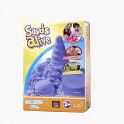 Sands Alive! Farebný piesok Ružový