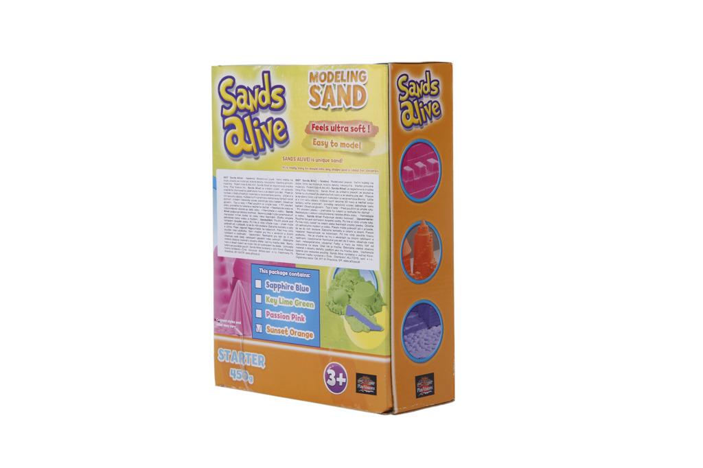 Sands Alive! Barevný písek Růžový