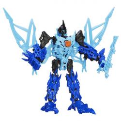 Hasbro Transformers 4 construct bots s pohyblivými prvky Modrý