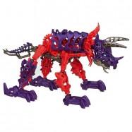 Hasbro Transformers 4 construct bots s pohyblivými prvky Fialový