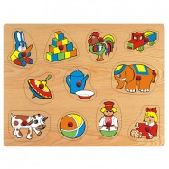 Vkládací puzzle D106