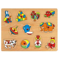 Vkladacie puzzle D106